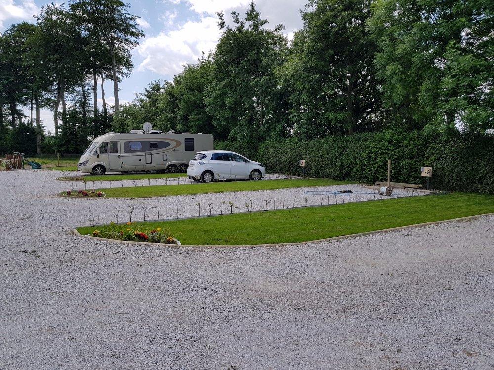 Aire camping-car à Angerville-l'Orcher (76280) - Photo 1